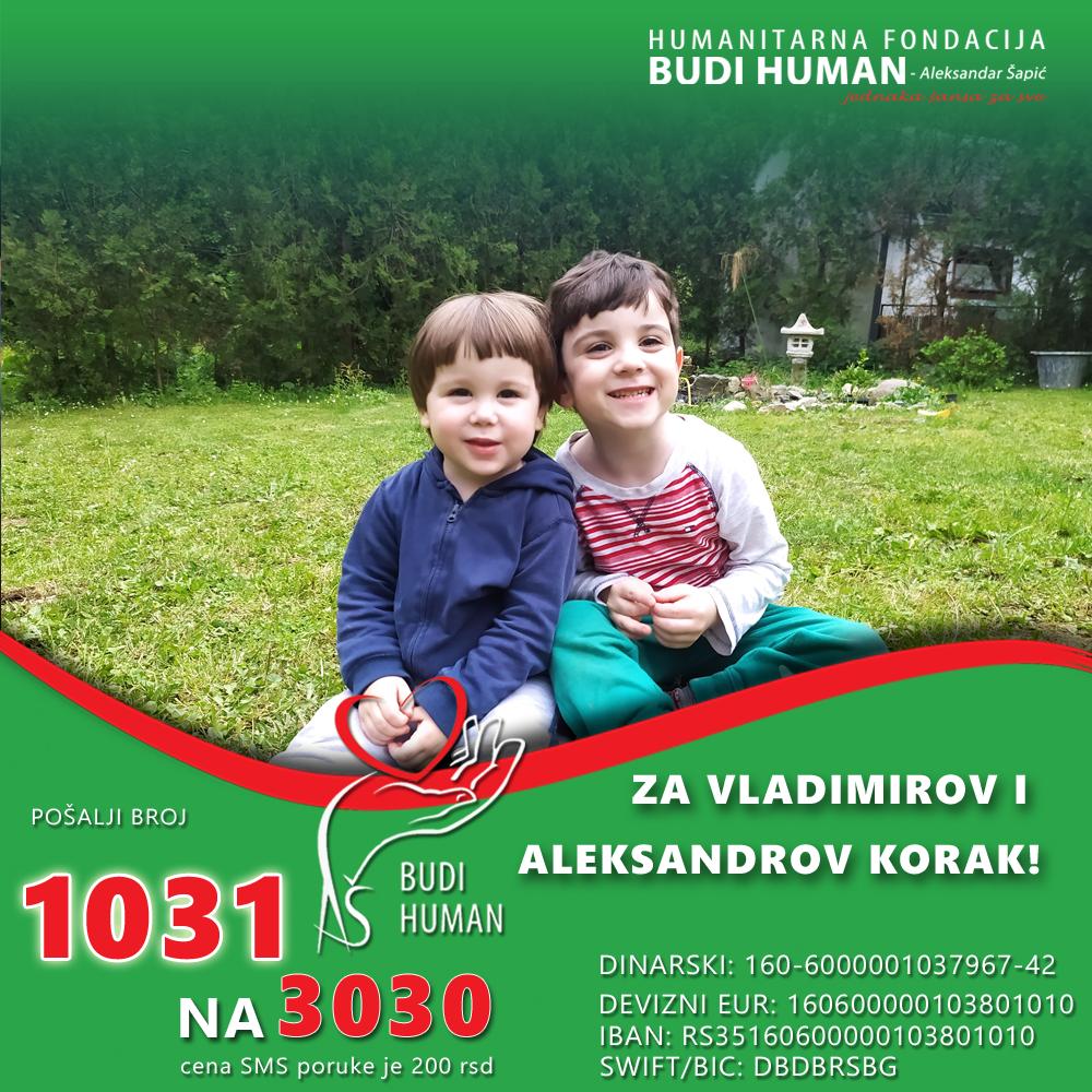 Vladimir i Aleksandar Stefanović