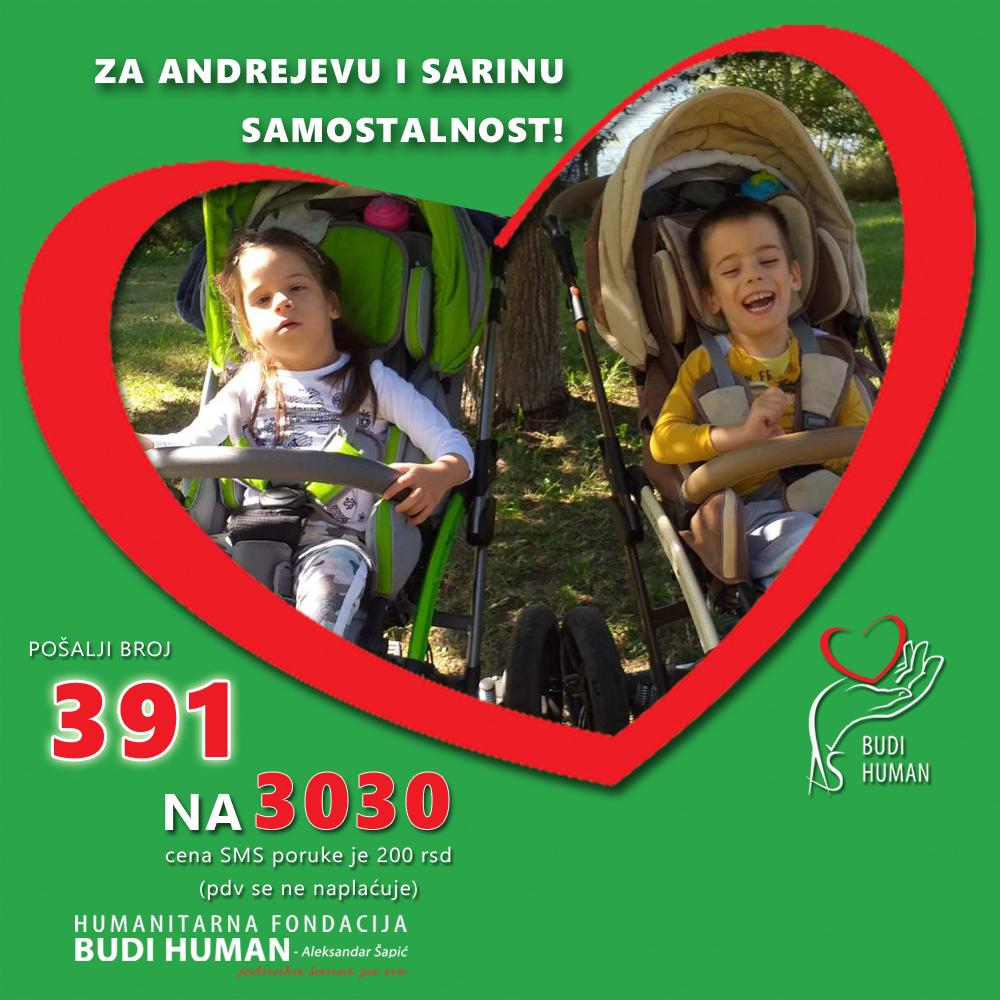Andrej i Sara Dedović
