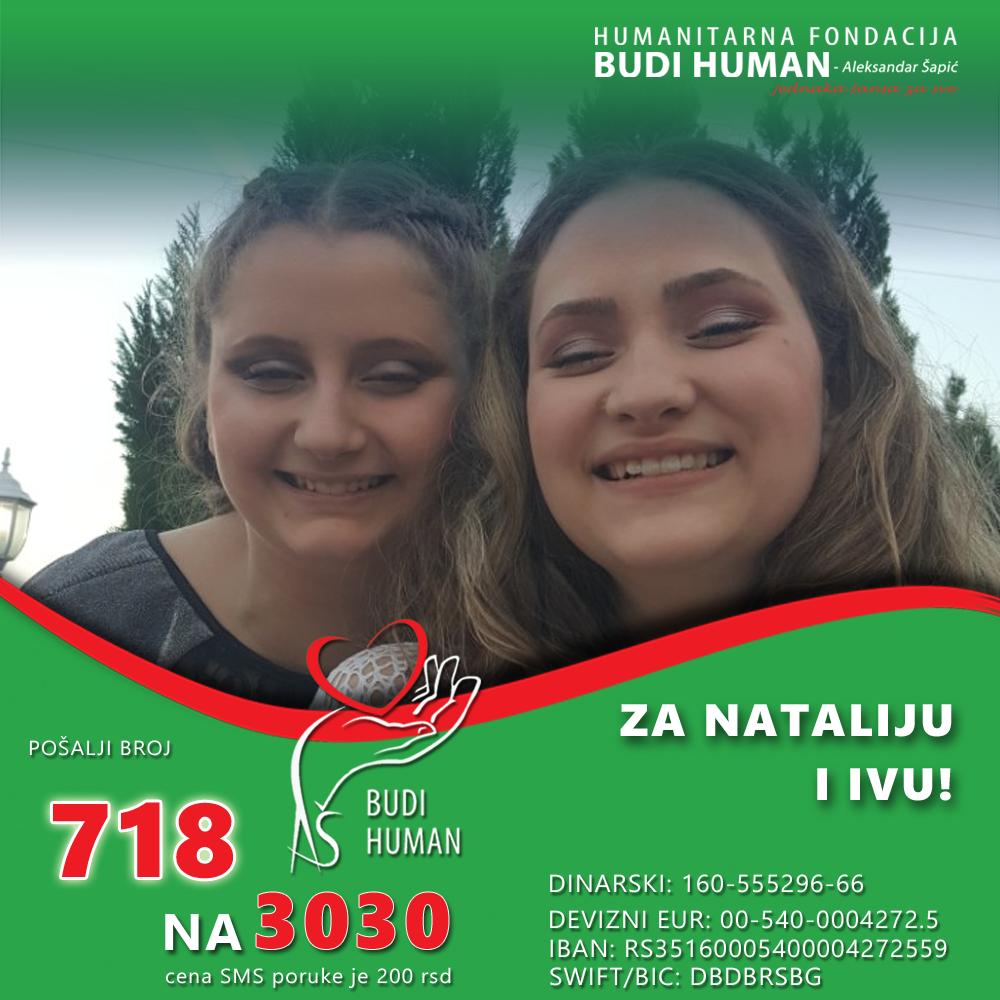 Natalija i Iva Bašović